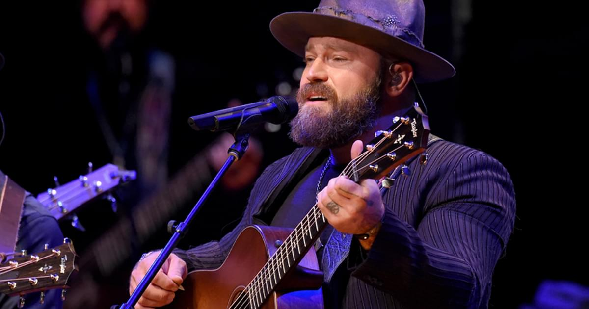"Zac Brown Band Releases Touching New Single, ""The Man Who Loves You the Most"" [Listen]"