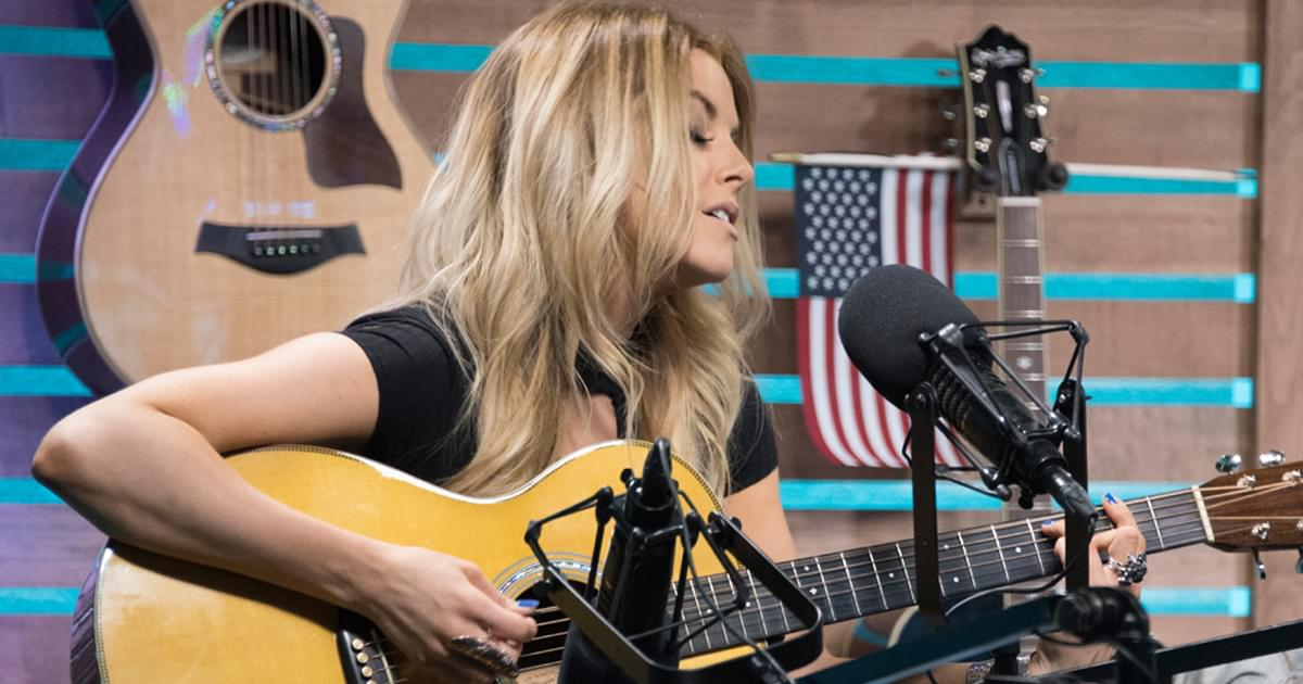 """Lindsay Ell Addresses Sexual Assault at Age 13 in New Song, """"Make You"""" [Listen]"""
