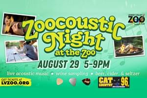 Zoocoustic Night at the Zoo