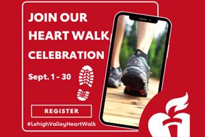 Lehigh Valley Heart Walk