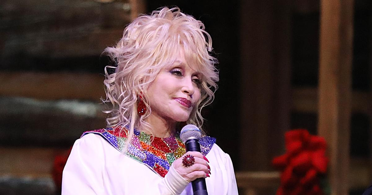 "Listen to Dolly Parton's Brand-New Rendition of ""Mary, Did You Know?"" From Upcoming Holiday Album, ""A Holly Dolly Christmas"""