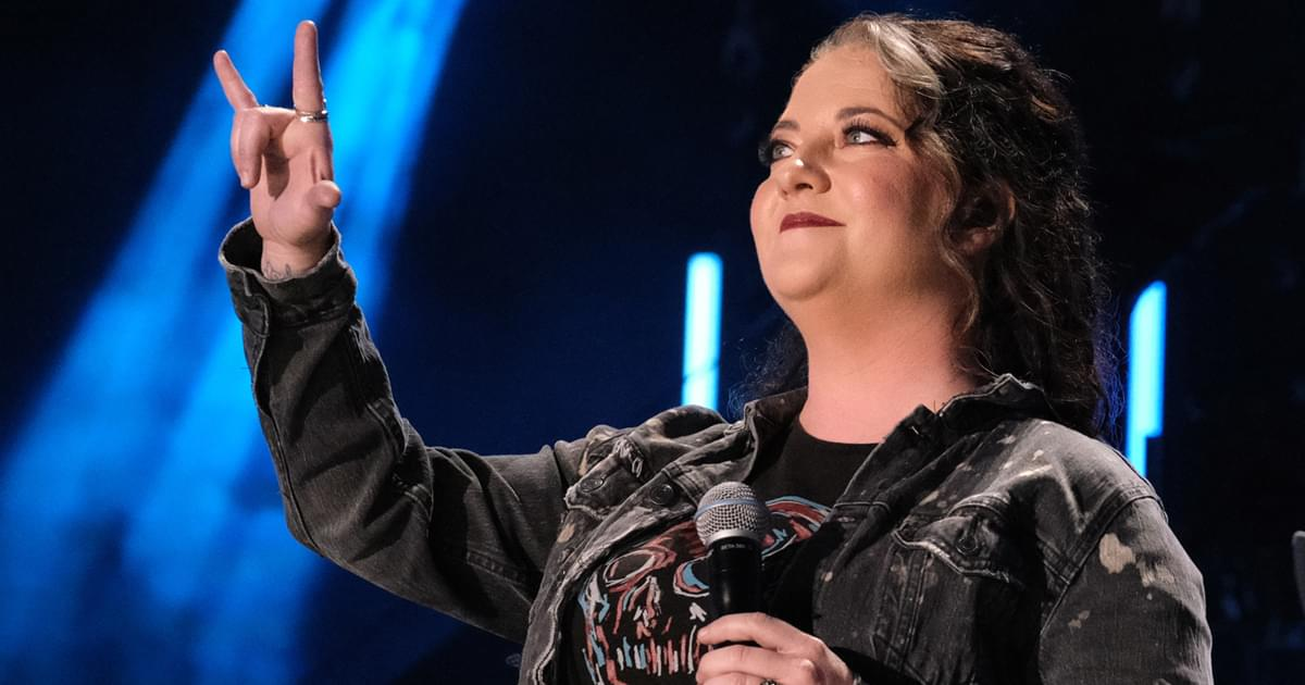 "Ashley McBryde Puts Two-Timing Twist on New Single, ""Martha Divine"" [Listen]"