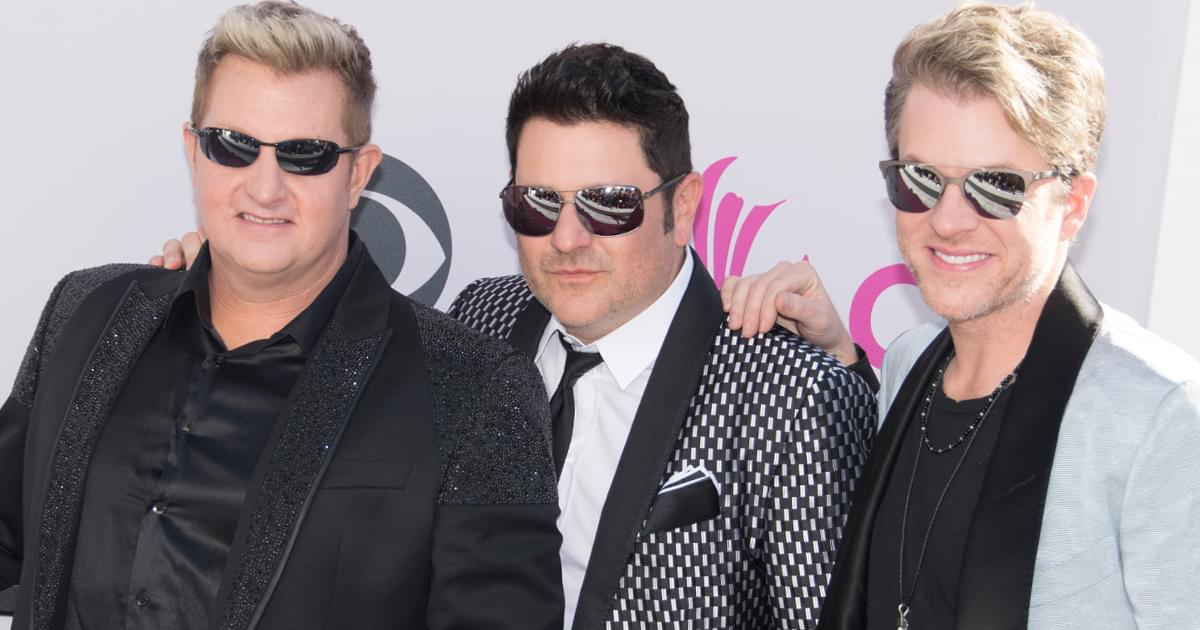 "Rascal Flatts Reveal ""2017 Wedding Crash"" Was One of the Highlights of 20-Year Career"