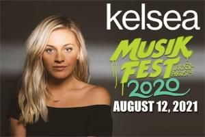 Cat Country 96 & 107.1 in the Poconos Welcomes Kelsea Ballerini to Musikfest 2021