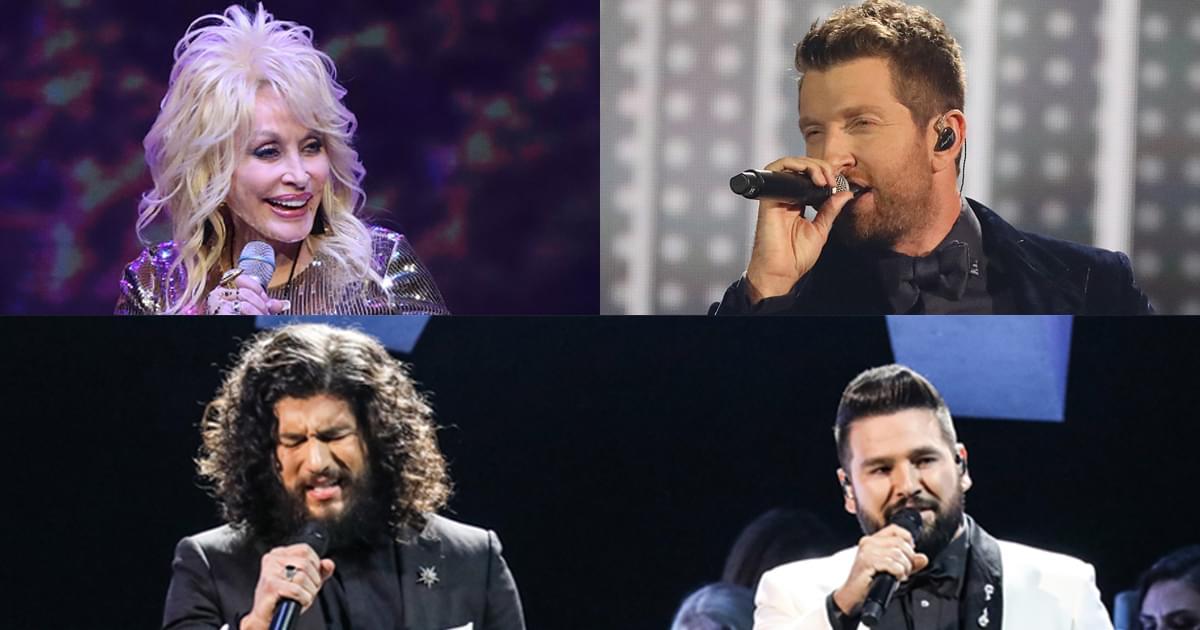 "Dolly Parton, Dan + Shay, Brett Eldredge & More to Perform During ""Christmas in Rockefeller Center"" TV Special"