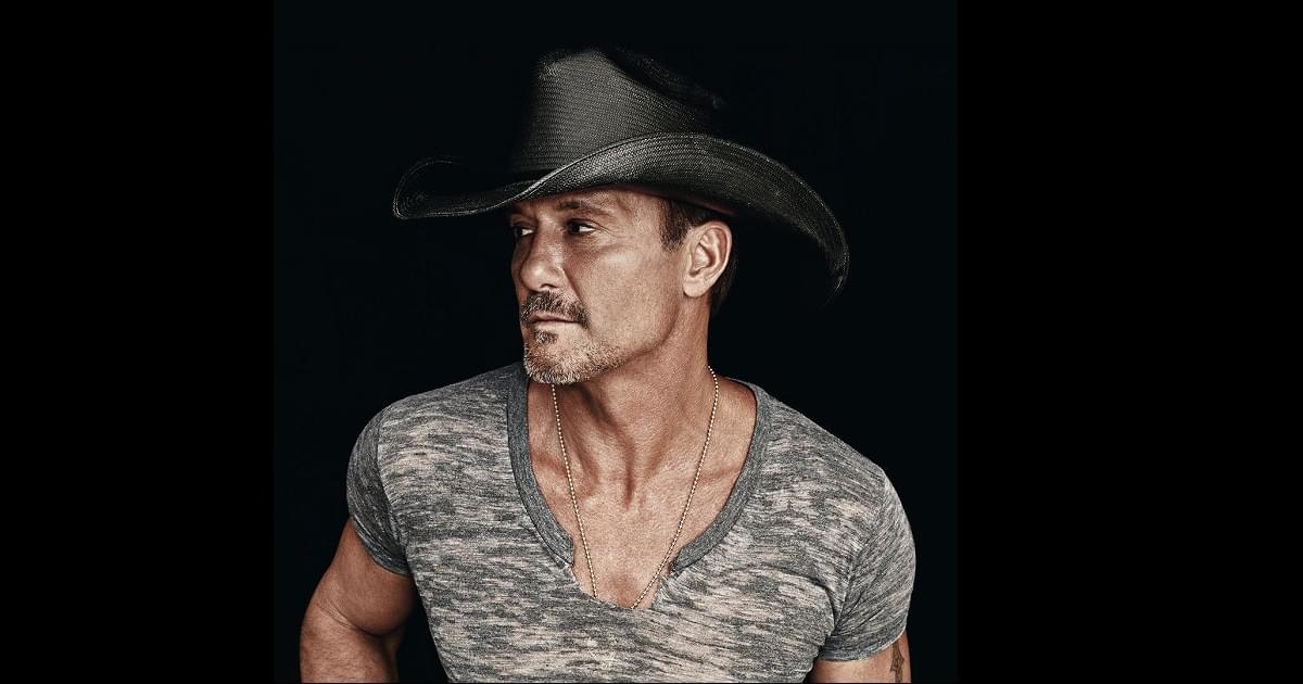 Tim McGraw Says Thank You To Fans With Music