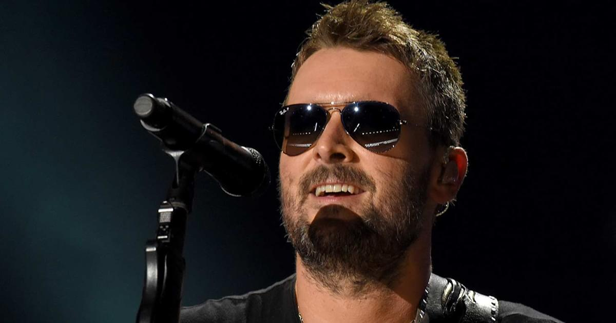 """Eric Church Says Thanks With New Song, """"Doing Life With Me"""" [Listen]"""