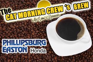 Cat Morning Crew's Brew