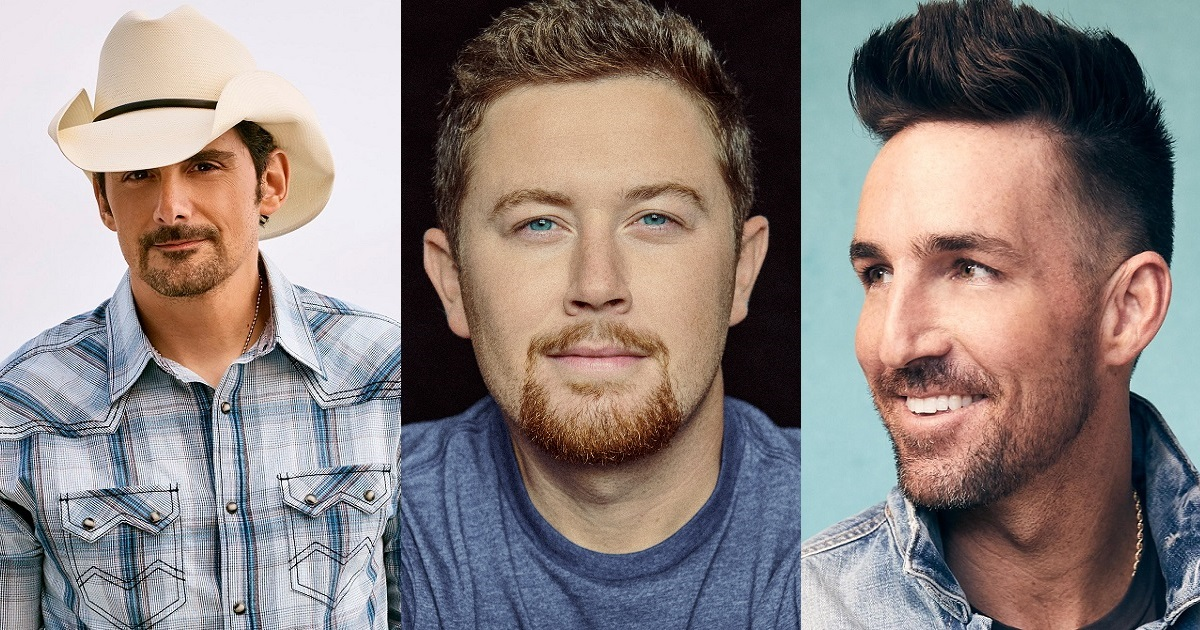 Brad Paisley, Scotty McCreery, Jake Owen Swing for the Fences for Kids