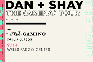 Cat Country 96 & 107.1 Welcomes Dan+Shay to the Wells Fargo Center