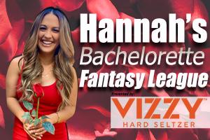 Hannah's Bachelorette Fantasy League