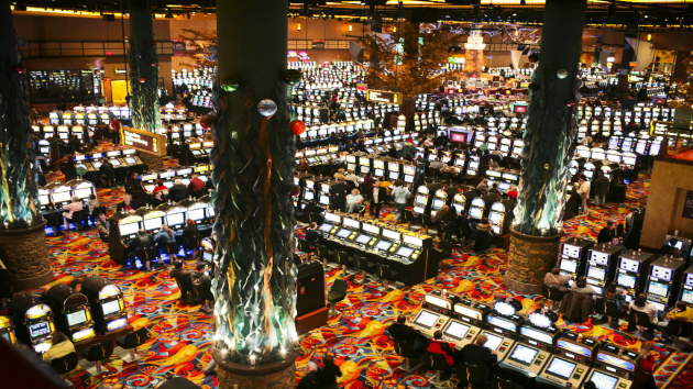 Providence Municipal Court closes; Rhode Island casinos open