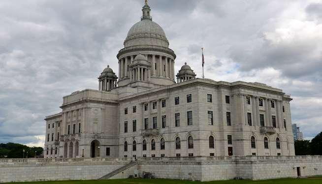 AP VoteCast: Rhode Island voters say nation headed wrong way