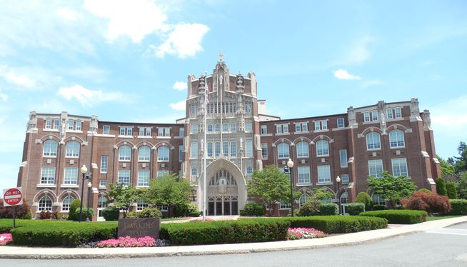 Providence College deals with surge of student virus cases