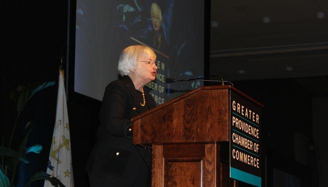 AP source: Biden taps ex-Fed chair Yellen to lead treasury