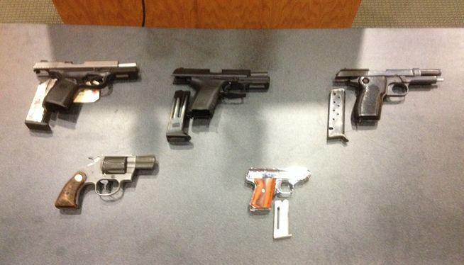 Operation Zombie guns