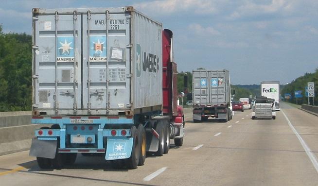 tractor trailer generic