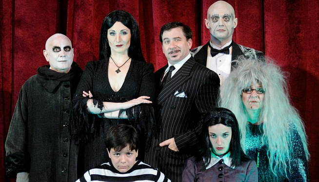 """""""The Addams Family"""" at OSTC is a silly Halloween treat"""