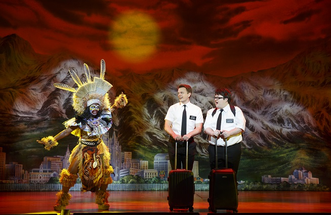 """Book of Mormon"" is back at PPAC and funny as ever"