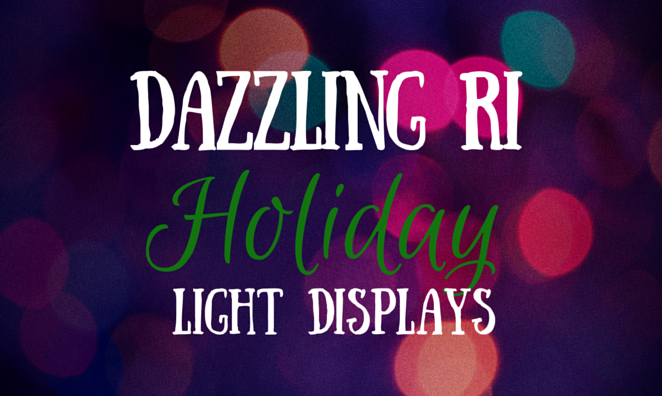 The Most Dazzling Rhode Island Christmas Light Displays