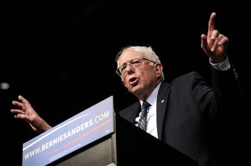 Sanders edges Buttigieg in New Hampshire