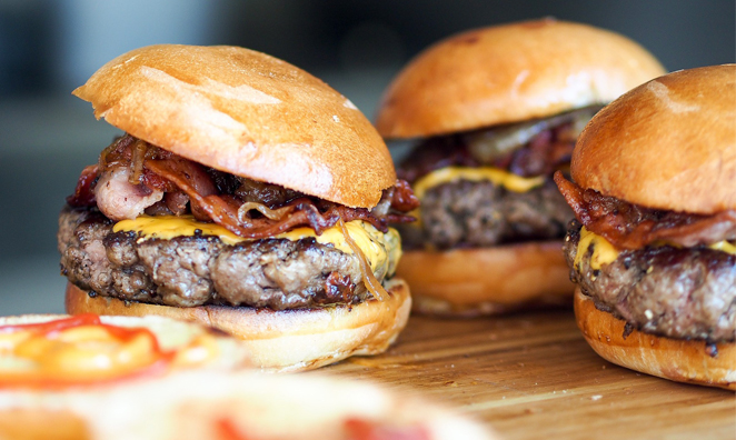 6 Local Burger Joints So Good You'll Think You Died and Went to Burger Heaven