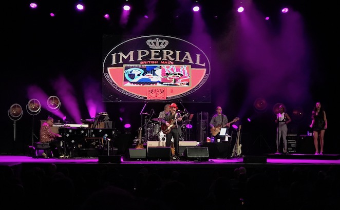 Elvis Costello closes marathon Imperial Bedroom tour at PPAC