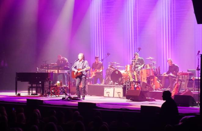 Jackson Browne brings finely crafted pop rock perfection to PPAC