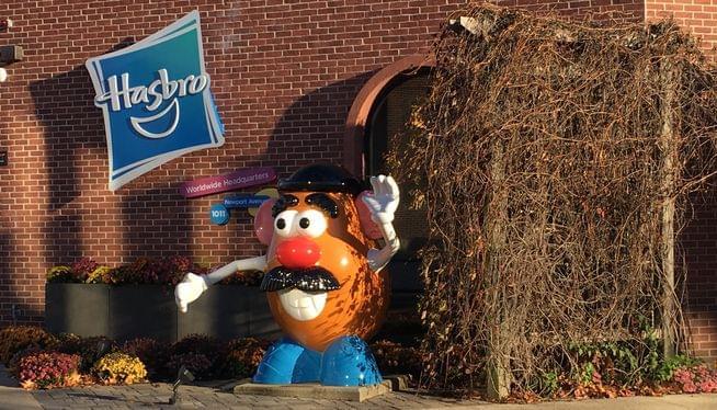 A mister no more: Mr. Potato Head goes gender neutral