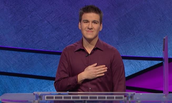 James Holzhauer's historic 'Jeopardy!' winning streak is over