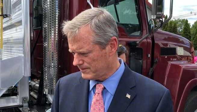 Gov Baker rips into Trump over 'baseless claims' of fraud