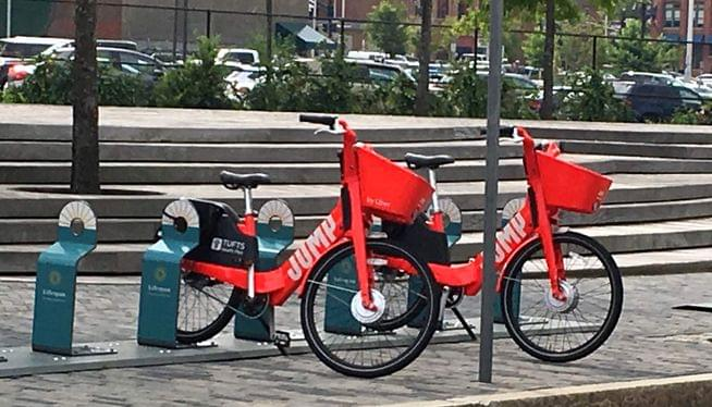 Bike share program put on hold amid safety concerns