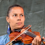 Silkroad's new face: Grammy-winning artist Rhiannon Giddens