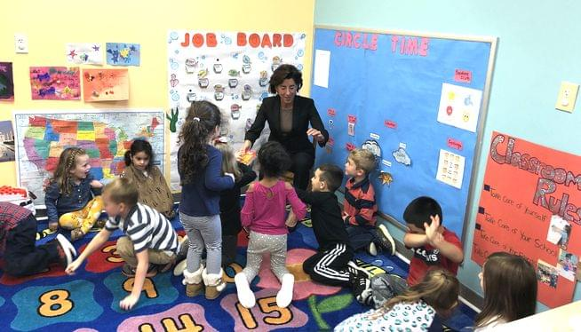 Governor and superintendents highlight importance of reading