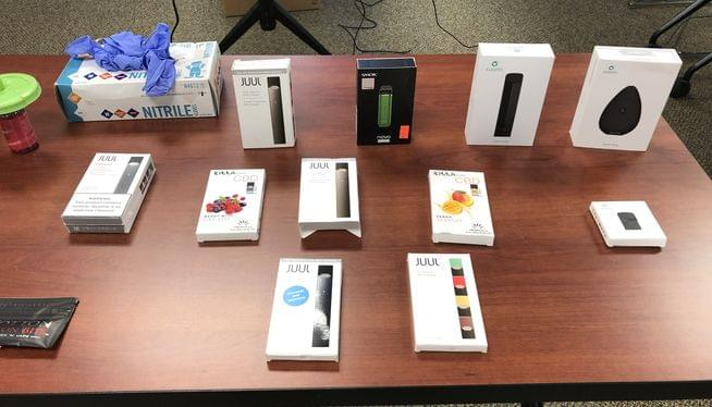 Judge allows state's flavored vape products ban to stand
