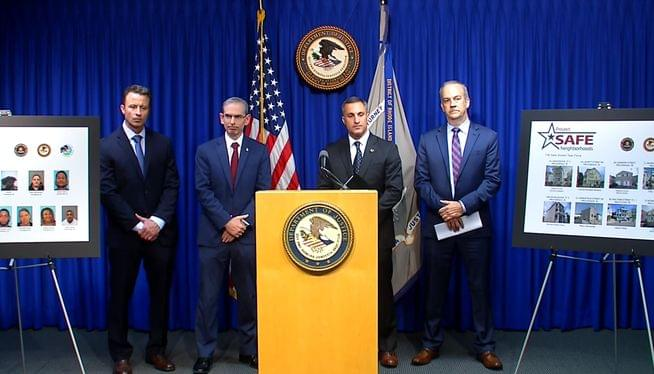 Feds: Undercover probe breaks Providence-based drug operation