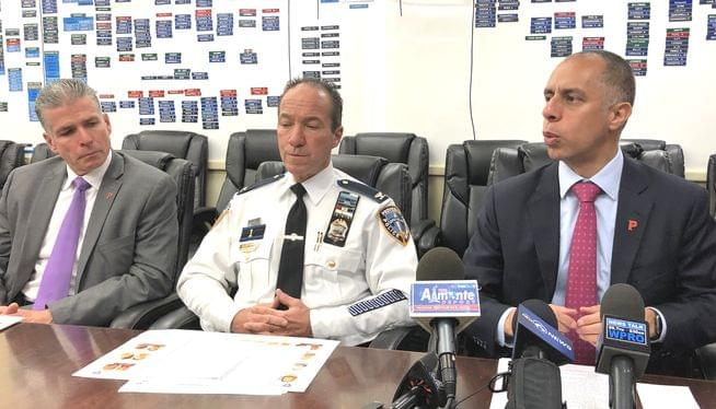 "Police: drug dealing arrests near bus hub termed ""Operation Bussed Out"""