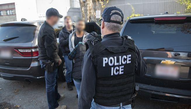 ERO Boston Arrests Criminal Aliens During Operation Kilo Romeo
