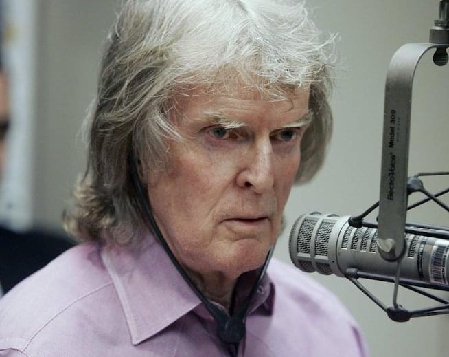 Former radio personality Don Imus dead at 79