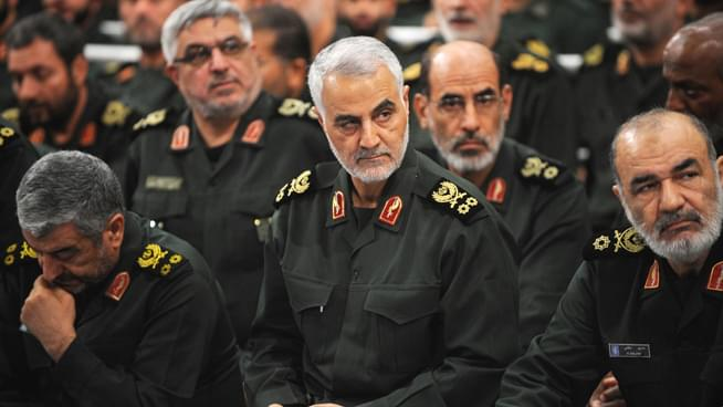 Iran vows 'harsh' response to US killing of top general