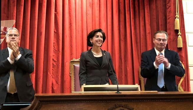 Governor Raimondo delivers 2020 State of the State Address