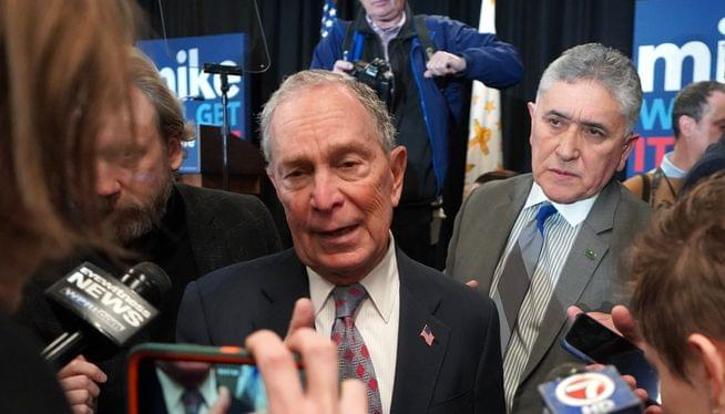 Debate night brawl: Bloomberg, Sanders attacked by rivals