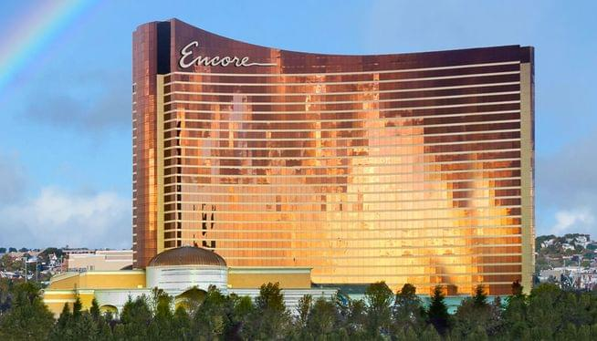 Revenues drop at Encore, increase at state's other 2 casinos
