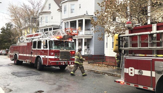 Fire officials: 7-year-old boy home alone starts couch fire