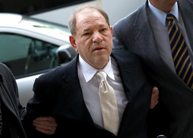 Weinstein sentenced to 23 years for sexual assaults