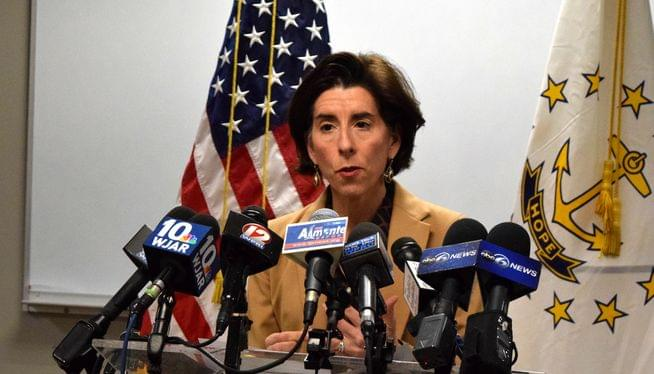 Rhode Island cracks down on visitors from New York