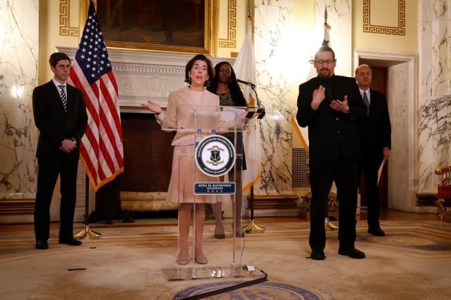 Rhode Island to get $1.25 billion from virus stimulus plan