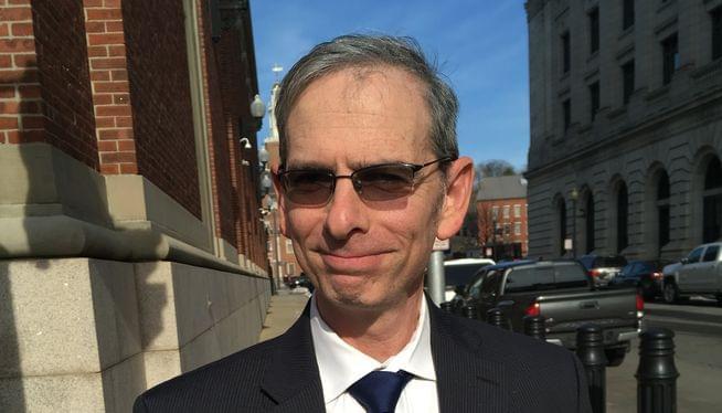 U.S. attorney for Rhode Island announces resignation
