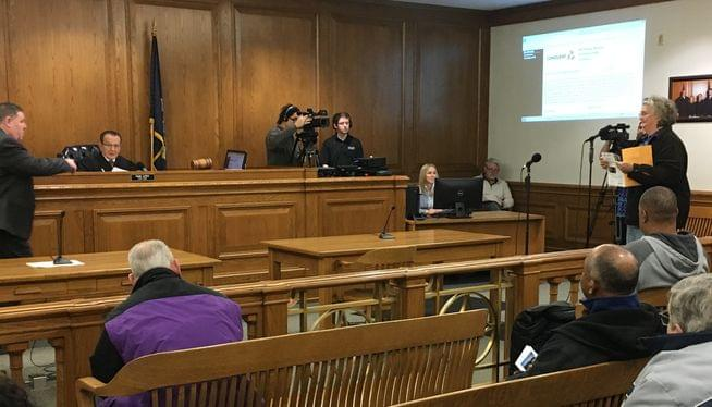 Providence Municipal Court reopens for 1st time since March