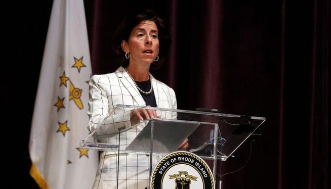 Raimondo: Phase 4 of reopening plan not imminent soon